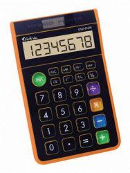 Victoria GVA-612N 8 számjegyű környezetbarát narancs asztali számológép