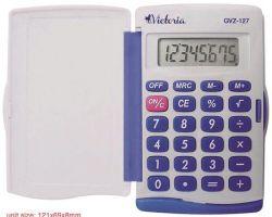 VICTORIA GVZ-127 8 számjegyes zsebszámológép
