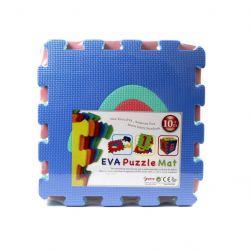 Dunta 25566 (8 db) Gyümölcsök habszivacs szőnyeg puzzle