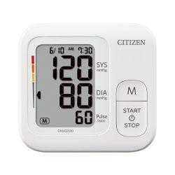 Citizen CH330 22-32 cm, 60 memória szürke-fehér felkaros vérnyomásmérő