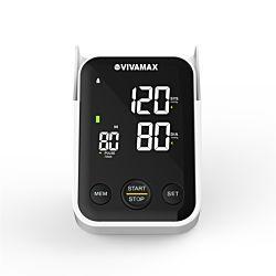 Vivamax V19 LED, 22-40 cm-es mandzsetta fekete-fehér felkaros vérnyomásmérő