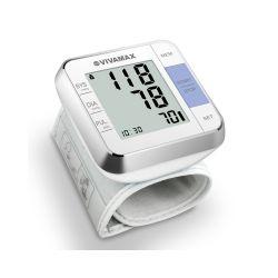 Vivamax V20 2 x 120 memória, 13.5-19.5 cm mandzsetta fehér-kék csuklós vérnyomásmérő