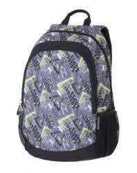 """PULSE """"Cots Backway"""" szürke hátizsák notebook tartóval"""