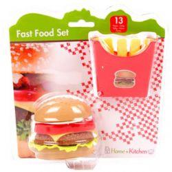 REGIO 27620 hamburger menü játékszett