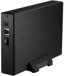 Kolink HDSUB3U3 3.5˝ USB 3.0 fekete HDD ház