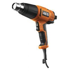 Aeg HG 600V 2000 W, 90 - 600 °C fekete-narancs hőlégfúvó