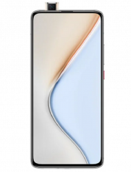 "Xiaomi Pocophone F2 Pro 6,67"" 128GB Dual SIM 5G fehér okostelefon"