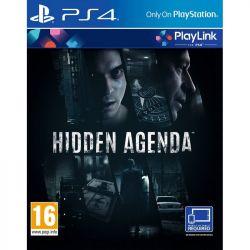 HiddenAgenda (PS4) játékszoftver