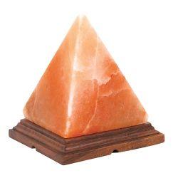Vivamax GYVSL02 piramis Himalájai sókristály lámpa