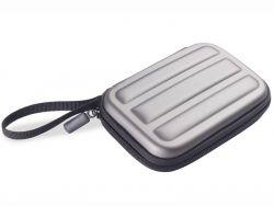 """Tracer H1 200x130x50 mm ezüst tok GPS és 2,5"""" HDD számára"""