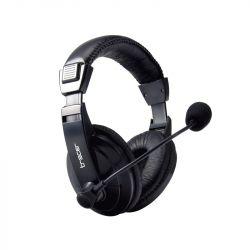 Tracer Explode vezetékes 2xJack 3.5mm fekete headset