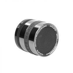 Tracer Kross 3W Bluetooth / microSD fekete / ezüst hordozható hangszóró