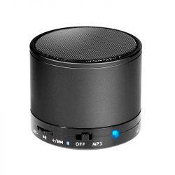 Tracer Stream 3W Bluetooth / microSD fekete hordozható hangszóró