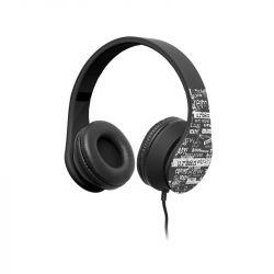 Tracer Urban Style vezetékes Jack 3.5mm fekete / mintás headset