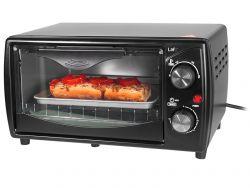 Lafe PIW-001 9.5 l, 900 W fekete elektromos sütő
