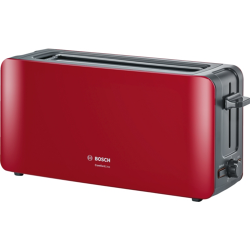 Bosch TAT6A004 ComfortLine m?anyag piros kenyérpirító