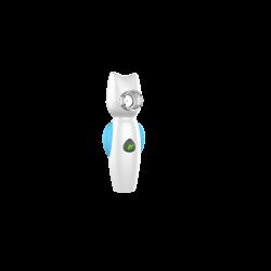 Vivamax GYV17 3W, 0,35 ml/perc hordozható világoskék MESH inhalátor gyerekeknek
