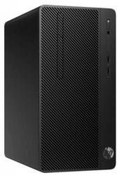 HP 290 G2 SFF Core i5-9500 3GHz, 8GB, 256GB SSD, Win 10 Prof. fekete asztali számítógép