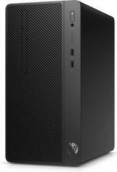 HP 290 G3 MT Core i3-9100 3.6GHz, 8GB, 256GB SSD, Win 10 Prof. fekete asztali számítógép