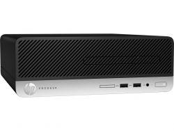 HP ProDesk 400 G6 SFF Core i3-9100 3.6GHz, 8GB, 256GB SSD, Win10 Prof. fekete-ezüst asztali számítógép