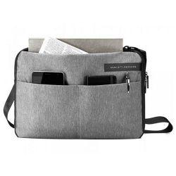 """HP 17,3"""" Signature Vékony felültöltős szürke notebook táska"""