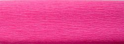 Sötét rózsaszín 50x200 cm krepp papír