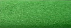 Fűzöld 50x200 cm krepp papír