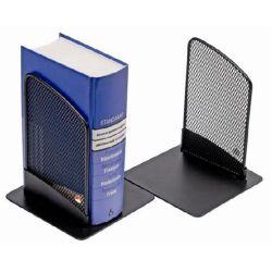 Alba fémhálós fekete könyvtámasz (2 db/csomag)