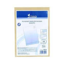 Victoria TC4 szilikonos, barna gascofil redős-talpas/50 mm/ tasak csomag