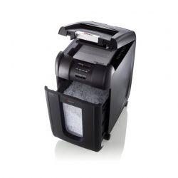 """Rexel """"Auto+ 300M mikrokonfetti, 300 lap, fekete Iratmegsemmisítő"""