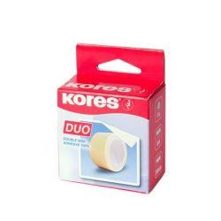 "KORES ""Duo"" 30 mm x 5 m kétoldalas ragasztószalag"