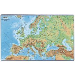 """VICTORIA """"Európa domborzata"""" könyökalátét"""