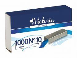 Victoria No. 10 tűzőkapocs (1000 db/doboz)