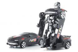G21 R/C Troopers Fierce fekete Metal játék robot