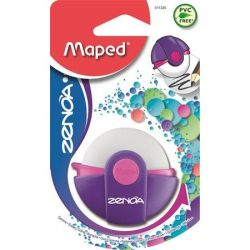 """MAPED """"Zenoa"""" műanyag tokos radír"""