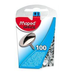 Maped nikkel ezüst rajzszeg (100 db/bliszter)