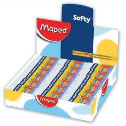 "MAPED ""Mini Softy"" radír display"