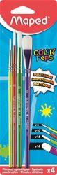 "MAPED ""Color`Peps"" no. 4-10-14-14 ecsetkészlet"