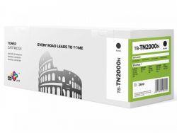 TB Print TB-TN2000N 2,5K fekete utángyártott toner