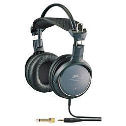 JVC HA-RX700 8-25000 Hz, 3.5 mm fekete fejhallgató
