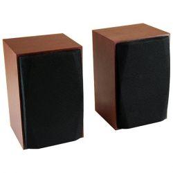 Media-Tech WOOD-X USB barna hangszóró