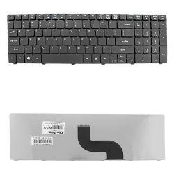 Qoltec Acer Aspire 5340 5536 5738 5740 fekete notebook billentyűzet