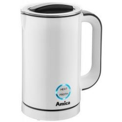 Amica FD3011 450 W, 450 ml fehér-fekete tejhabosító