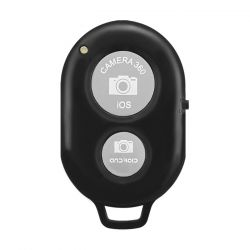 Qoltec 51179 Monopod Bluetooth fekete távvezérlő