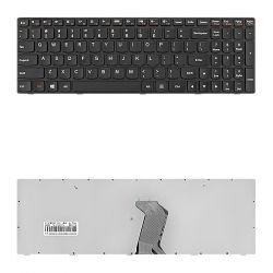 Qoltec Lenovo G500 G500C G500H G500AM fekete notebook billentyűzet