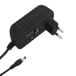 Qoltec 51114 18W 9V 2A 5.5*2.5 fekete univerzális hálózati adapter