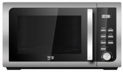 Beko MOF23110X 800W 23L inox mikrohullámú sütő