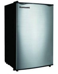 Ravanson LKK-90S 85l A+ ezüst kombinált hűtőszekrény