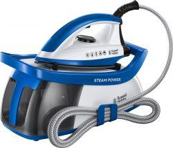 Russell Hobbs Steam Power 2600W 1.3l fehér/kék gőzállomás