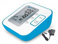 ORO-MED ORO-N3COMPACT 120 memória, 0 - 280 Hgmm fehér-kék felkaros vérnyomásmérő